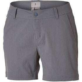 "Royal Robbins Alpine Road 5"" Pantaloncini Donna, grigio"